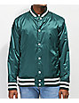 Ninth Hall Polished chaqueta verde