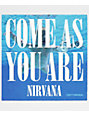 Nirvana Come As You Are Sticker