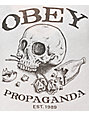Obey Broken Bottles Baseball Tee