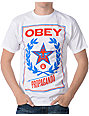 Obey Classic Crest White T-Shirt