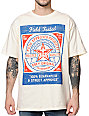 Obey Feedsack Natural T-Shirt