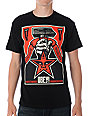 Obey Hammer 10 Year Black T-Shirt
