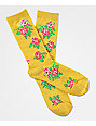 Obey Kane Yellow Socks