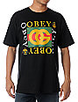 Obey Knockoff Black  Crew Neck T-Shirt