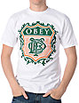 Obey Low Life Monogram White T-Shirt