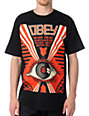 Obey Never Trust Your Own Eyes Black T-Shirt