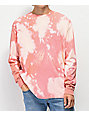 Obey No One Rose Bleached Long Sleeve T-Shirt