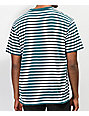 Obey Novel Pine Stripe T-Shirt