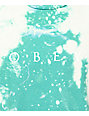 Obey Novel Teal Bleach T-Shirt