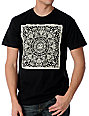 Obey Ornate Black T-Shirt