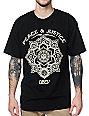 Obey Peace & Justice Black T-Shirt