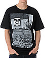 Obey Pittsburgh Black T-Shirt