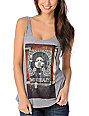 Obey Power to the Streets Grey Tank Top