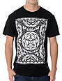 Obey Quilt Black T-Shirt