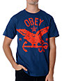 Obey Seahawk Blue T-Shirt