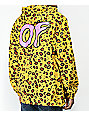 Odd Future Cheetah Print Anorak Windbreaker