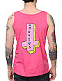 Odd Future Its Us Cross Hot Pink Tank Top