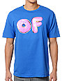 Odd Future Pink Sprinkles Blue T-Shirt