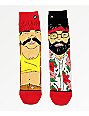 Odd Sox x Cheech & Chong High Guys Crew Socks