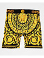 PSD Gold Sace II Black Boxer Briefs