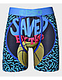 PSD Saved By The Ball Blue & Black Boxer Briefs