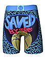 PSD Saved By The Ball Youth Blue & Black Boxer Briefs
