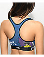 PSD x YRN Raindrop Blue Sports Bra