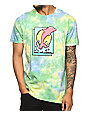 Pink Dolphin Promo Blue Tie Dye T-Shirt