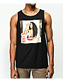 Popular Demand Spoonful Black Tank Top