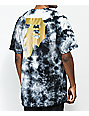 Primitive Dirty P Black Tie Dye T-Shirt