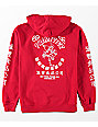 Primitive x Huy Fong Boys Red Hoodie