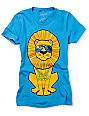 Ralik Jungle Fresh Turquoise T-Shirt