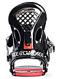 Ride EX Black Snowboard Bindings