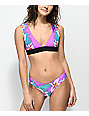 Rip Curl Hot Shot Purple Hipster Bikini Bottom