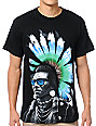 Rook Chief Rocka Black T-Shirt
