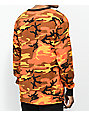 Rothco Savage Orange Camo Long Sleeve T-Shirt