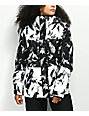 Roxy Jetty Block Love Letter 10K Snowboard Jacket