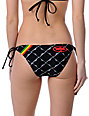 SRH Home Grown Rasta Tie Side Bikini Bottom