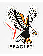Samborghini Eagle Sticker