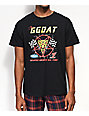 Samborghini GGOAT Black T-Shirt
