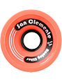 San Clemente Whirl Wind Racing Elites 72mm Longboard Wheels