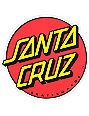 "Santa Cruz Classic Dot 6"" Sticker"