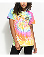 Santa Cruz Opus Dot Eternity Tie Dye T-Shirt