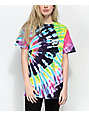 Santa Cruz Other Dot Flashback Tie Dye T-Shirt