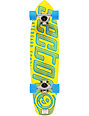 "Sector 9 The Wedge Yellow 31""  Cruiser Complete"