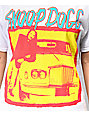 Snoop Dogg Gin & Juice camiseta blanca
