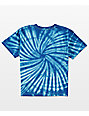 Spitfire Boys Big Head Blue Tie Dye