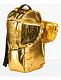 Sprayground All Gold Wing Backpack