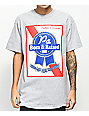 State Of Mind PA Born & Raised Grey T-Shirt