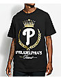 State Of Mind PA Phillies Finest camiseta negra